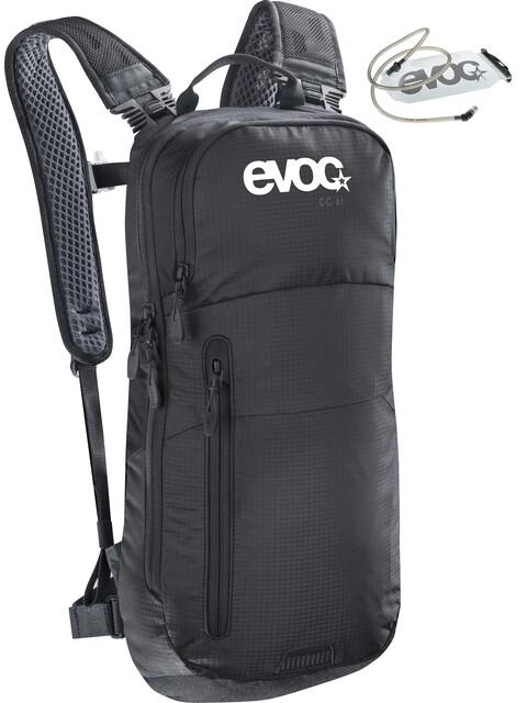EVOC CC Backpack 6 L + Hydration Bladder 2 L black